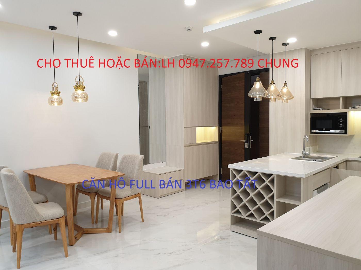 Cần cho thuê căn hộ midtow sakura 2pn giá 1000$ 91m2 lh: chung
