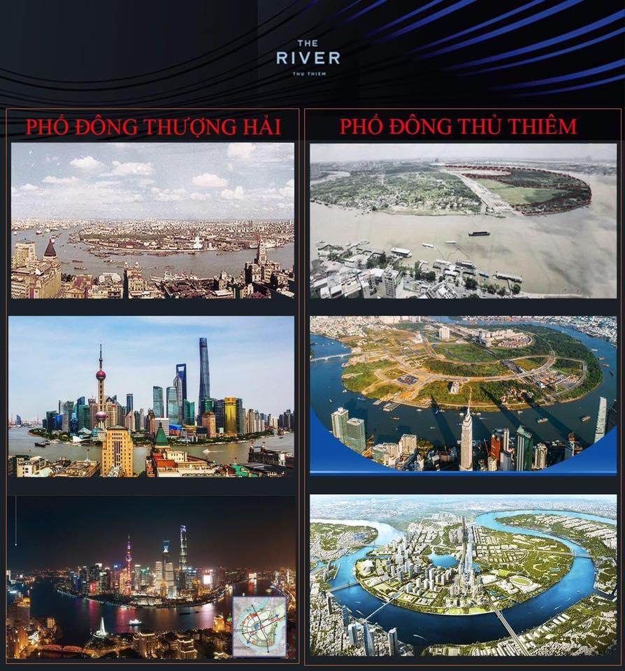 The River Thủ Thiêm Quận 2 - Gọi ngay để biết giá và giỏ hàng chi tiết