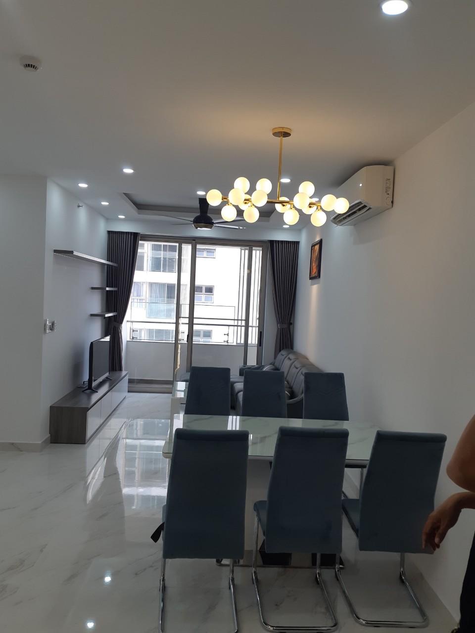 Cần cho thuê căn hộ Midtown M6, 91 m2, 2 phòng ngủ, full nội thất, giá thuê 30 triệu