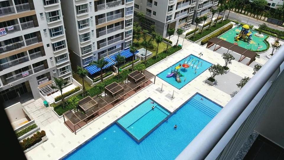 Cho thuê căn hộ 2 phòng ngủ scenic 1, full nội thất, giá hot 800 usd tháng.