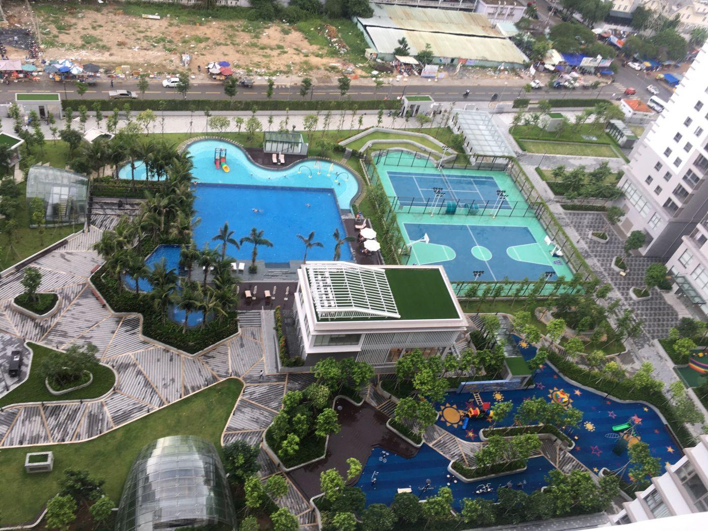 chính chủ cần bán gấp căn hộ 2 phòng ngủ Saigon South. View Nam thoáng mát. Nhà mới chưa ở.